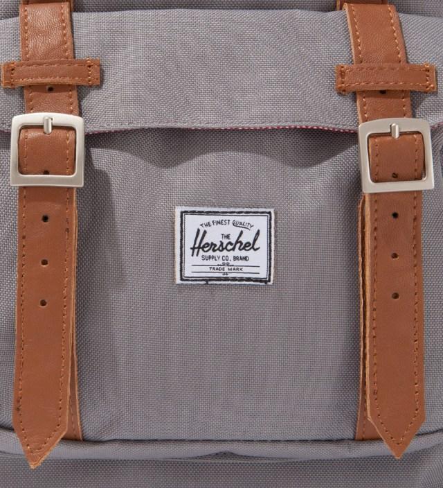 Herschel Supply Co. Grey Little America Backpack