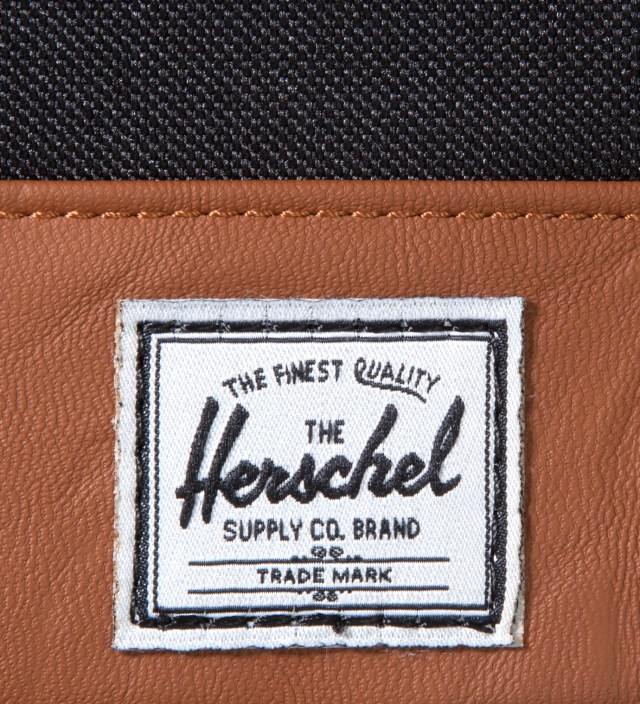 Herschel Supply Co. Black Heritage iPad Sleeve