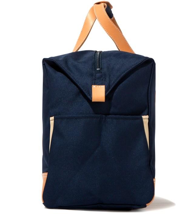 IMIND Navy Boston Bag