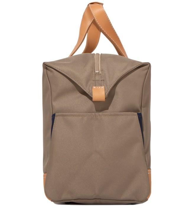 IMIND Beige Boston Bag