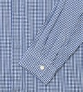 IMIND Blue Gingham Shirt