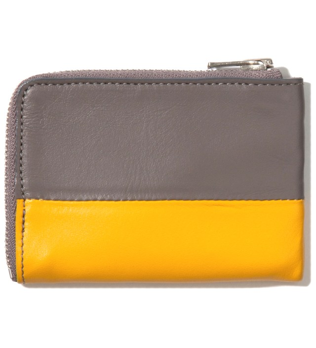 IMIND Gray/Yellow Card Case