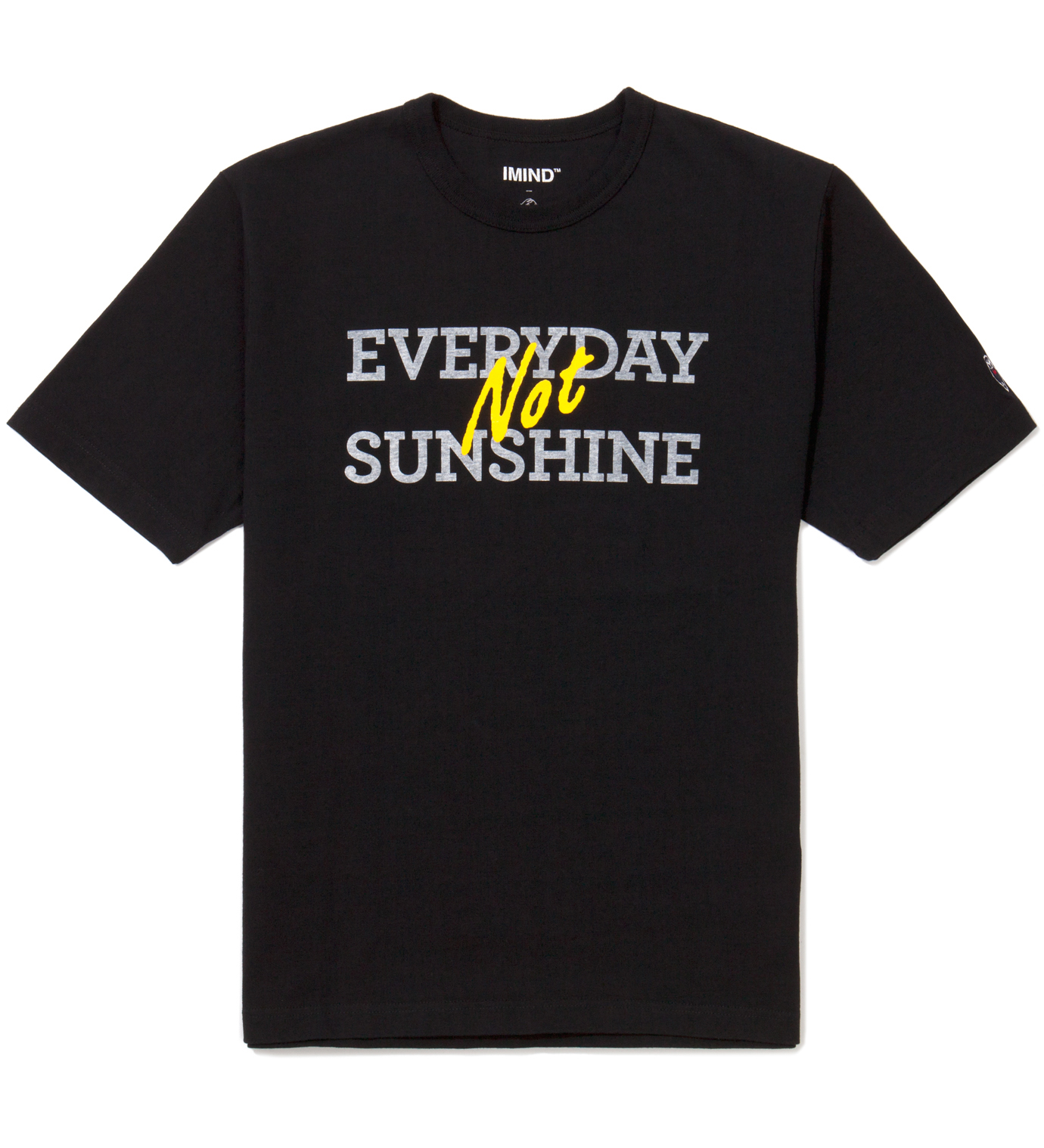 IMIND Black Everyday T-Shirt