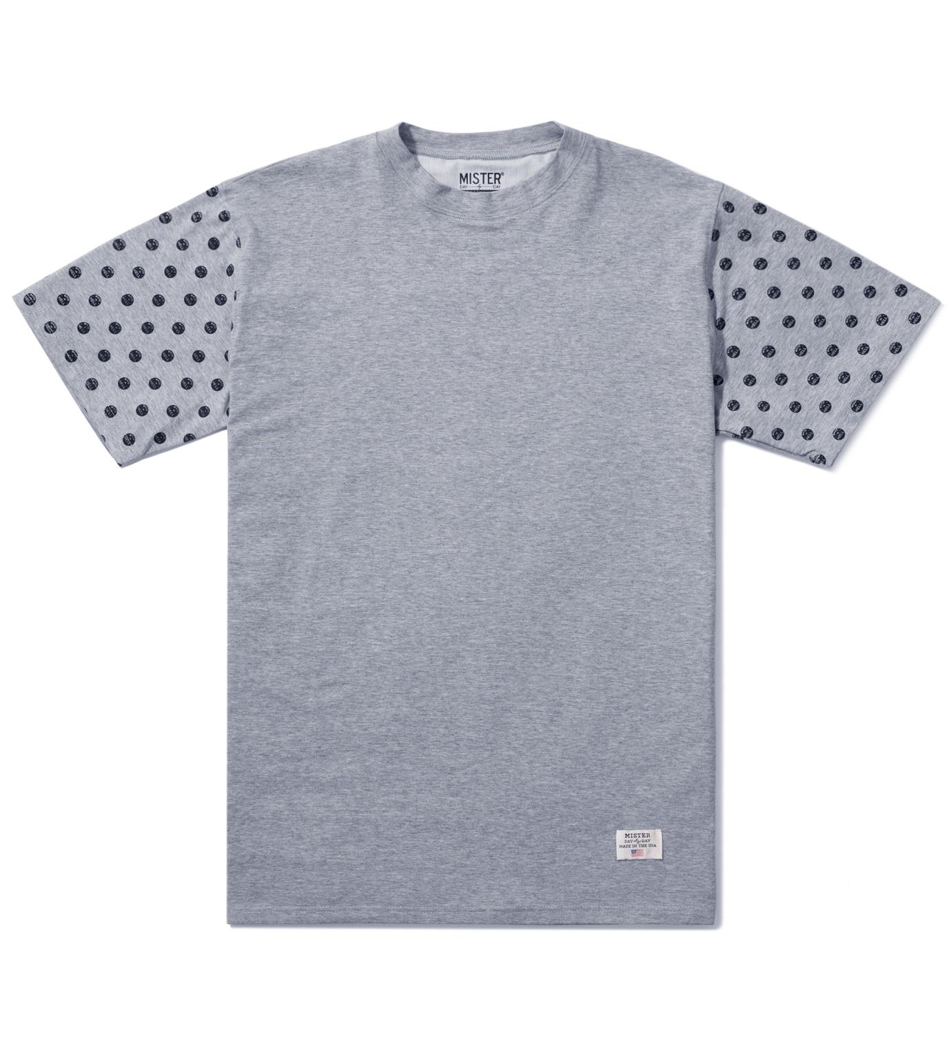 Mister Grey/Black Print Mr. Dots Immediate T-Shirt