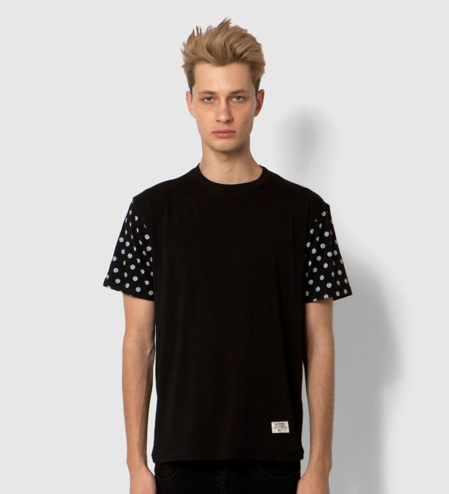 Mister Black/White Print Mr. Dots Immediate T-Shirt