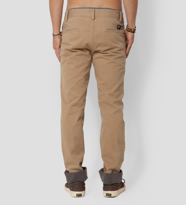 Stussy Khaki Half Dome II Pants