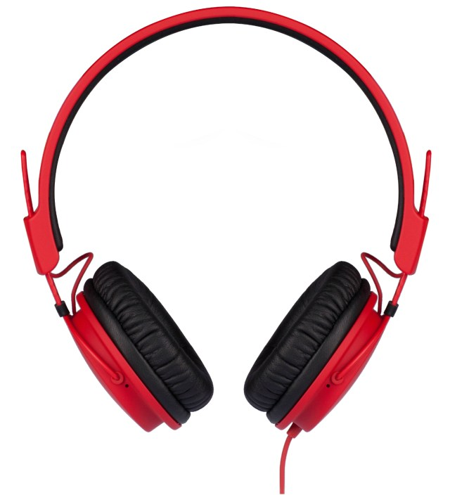 Nocs Red NS700 Phaser Headphones