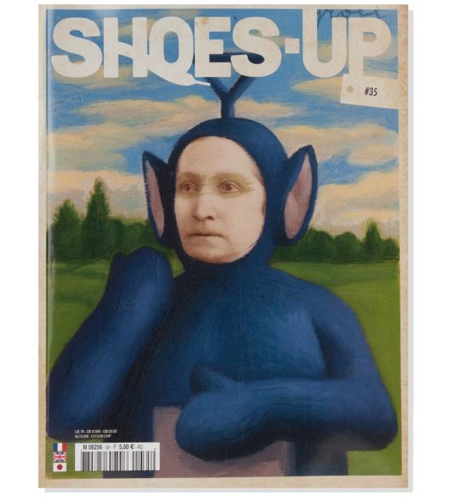 Shoes Up No. 35
