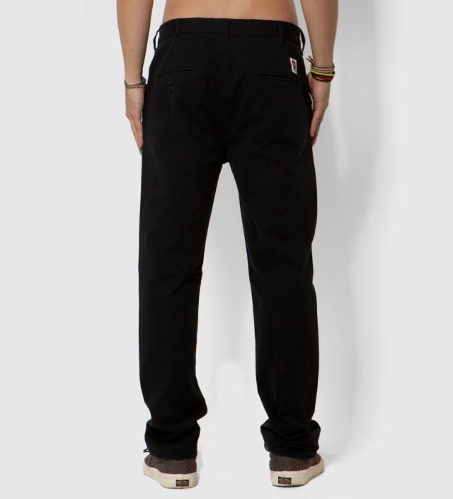 Stussy Black Ralph Chino Trousers