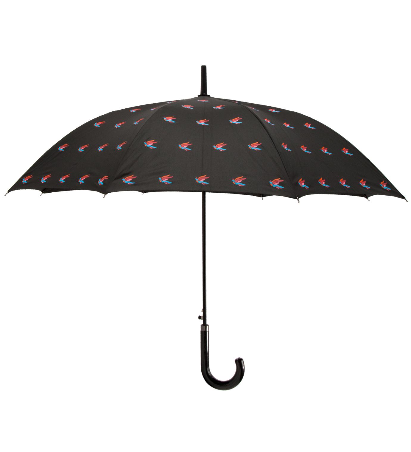 Parra Black Freedom Umbrella