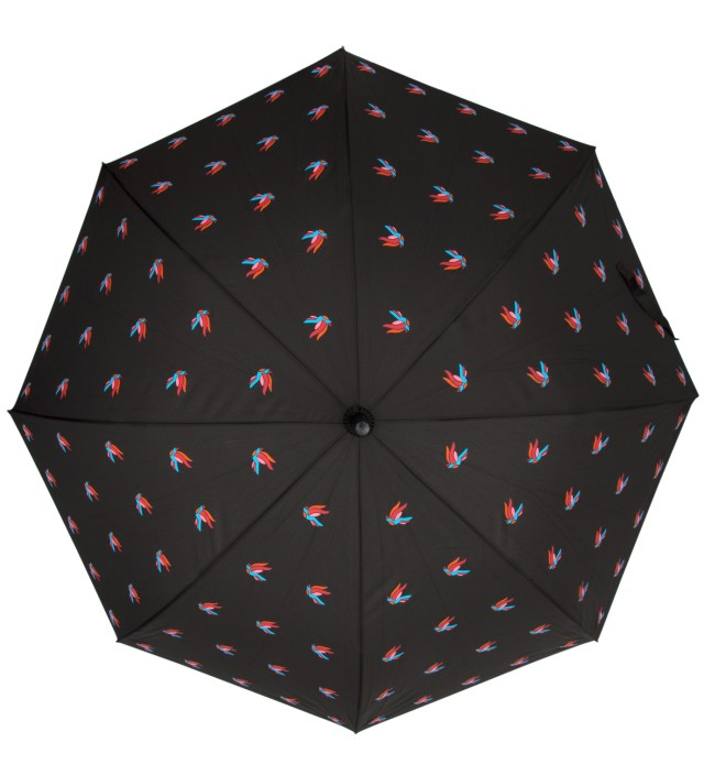Parra Black Freedom Umbrella