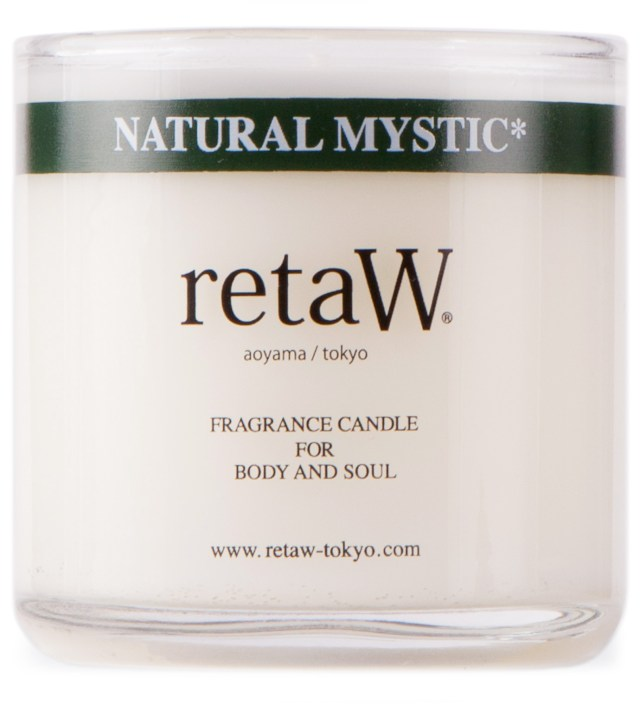 Retaw Natural Mystic Candle