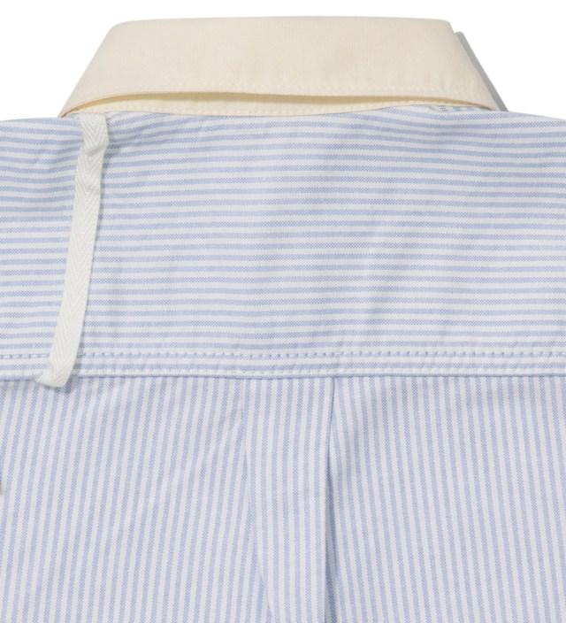 IMIND Saxe Stripe Oxford Shirt