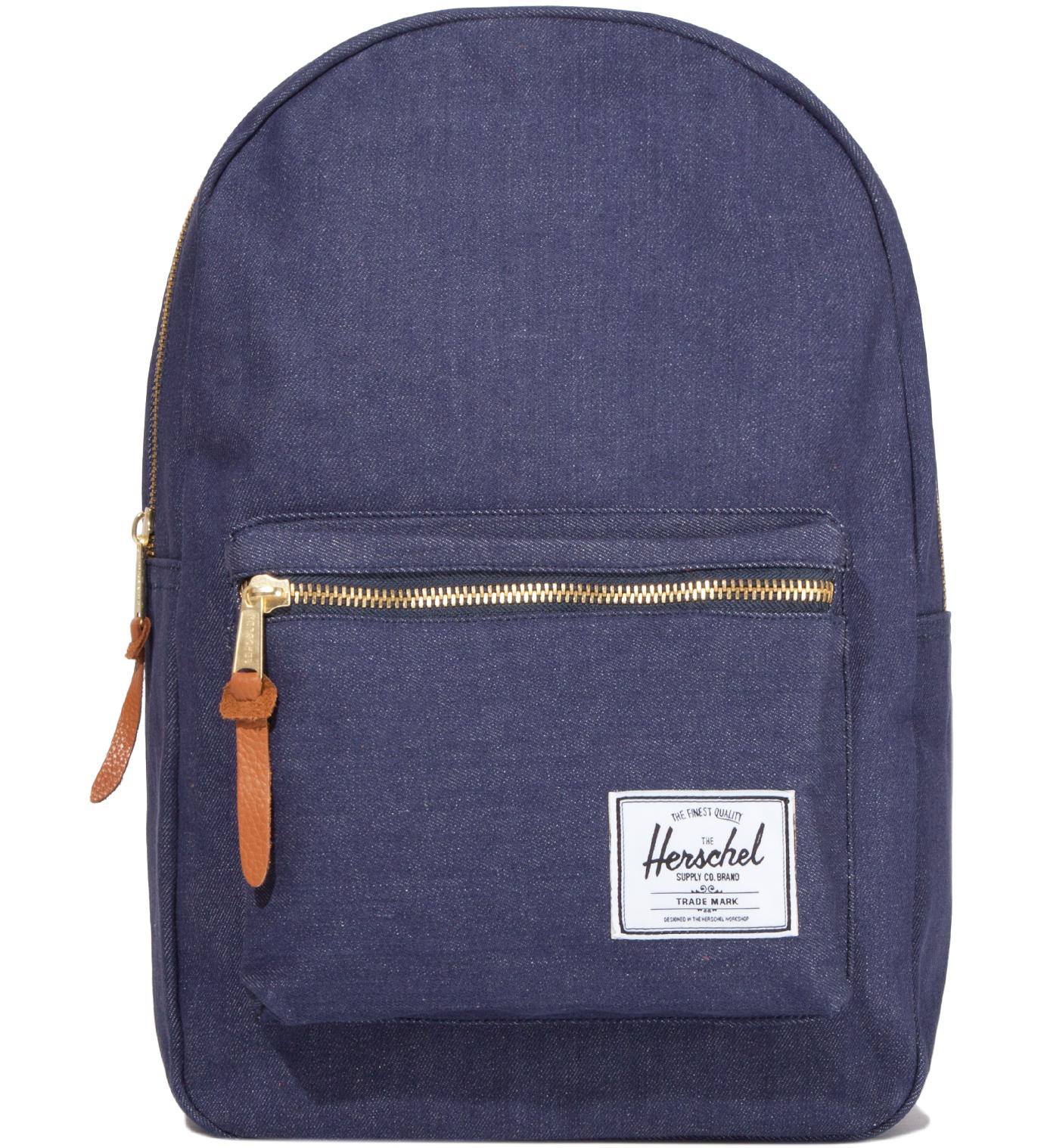 Herschel Supply Co. Dark Denim Settlement Backpack