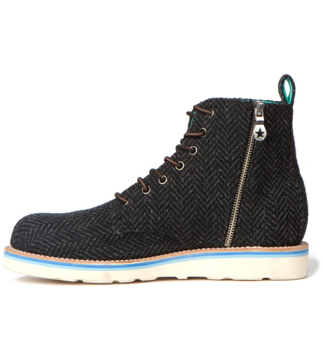 PHENOMENON Phenomenon Black Boots