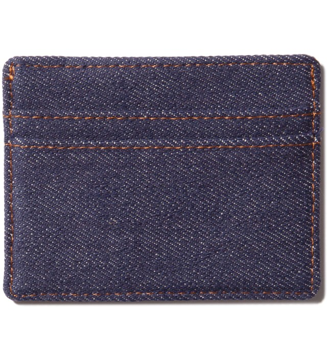 Herschel Supply Co. Dark Denim Charlie Card Holder