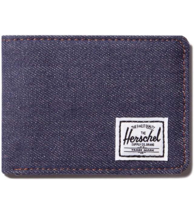 Herschel Supply Co. Dark Denim Hank Wallet