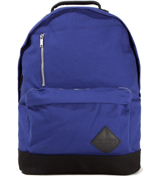 KRISVANASSCHE Eastpak KRISVANASSCHE Blue Cotton Backpack II