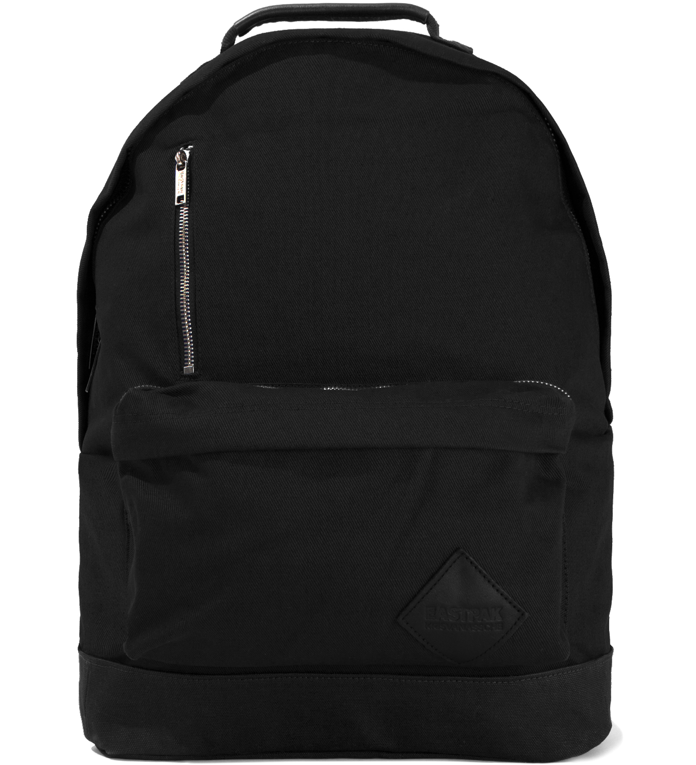 KRISVANASSCHE Eastpak KRISVANASSCHE Black Cotton Backpack II