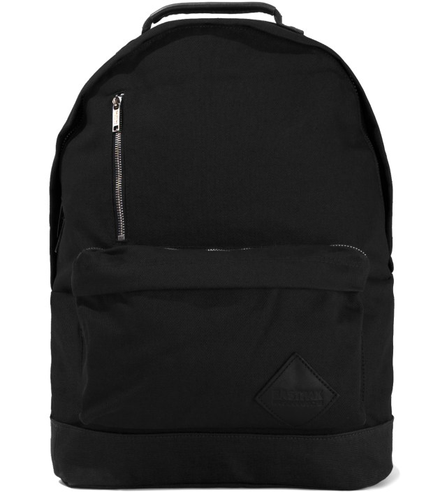 KRISVANASSCHE Eastpak KRISVANASSCHE Black Cotton Backpack II