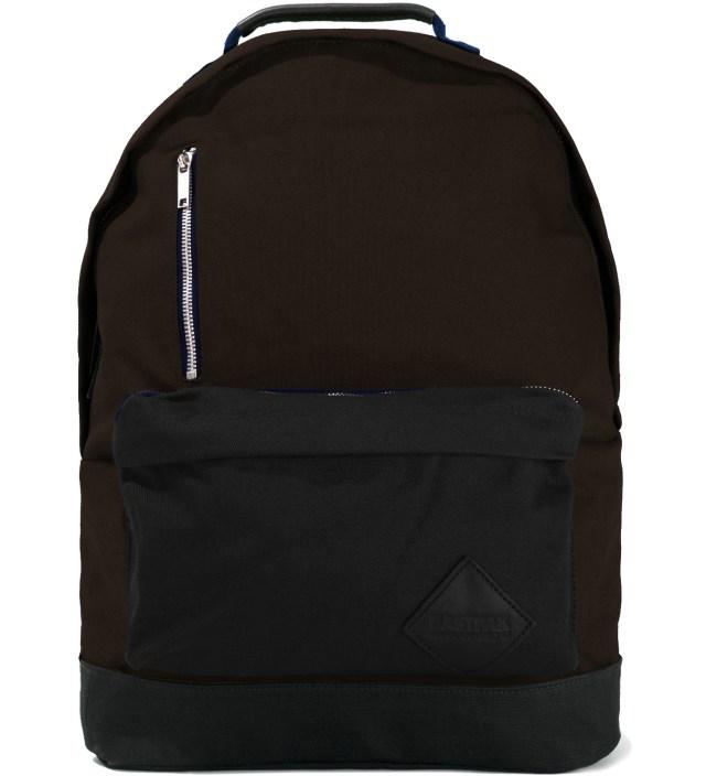 KRISVANASSCHE Eastpak KRISVANASSCHE Marron Cotton Backpack II
