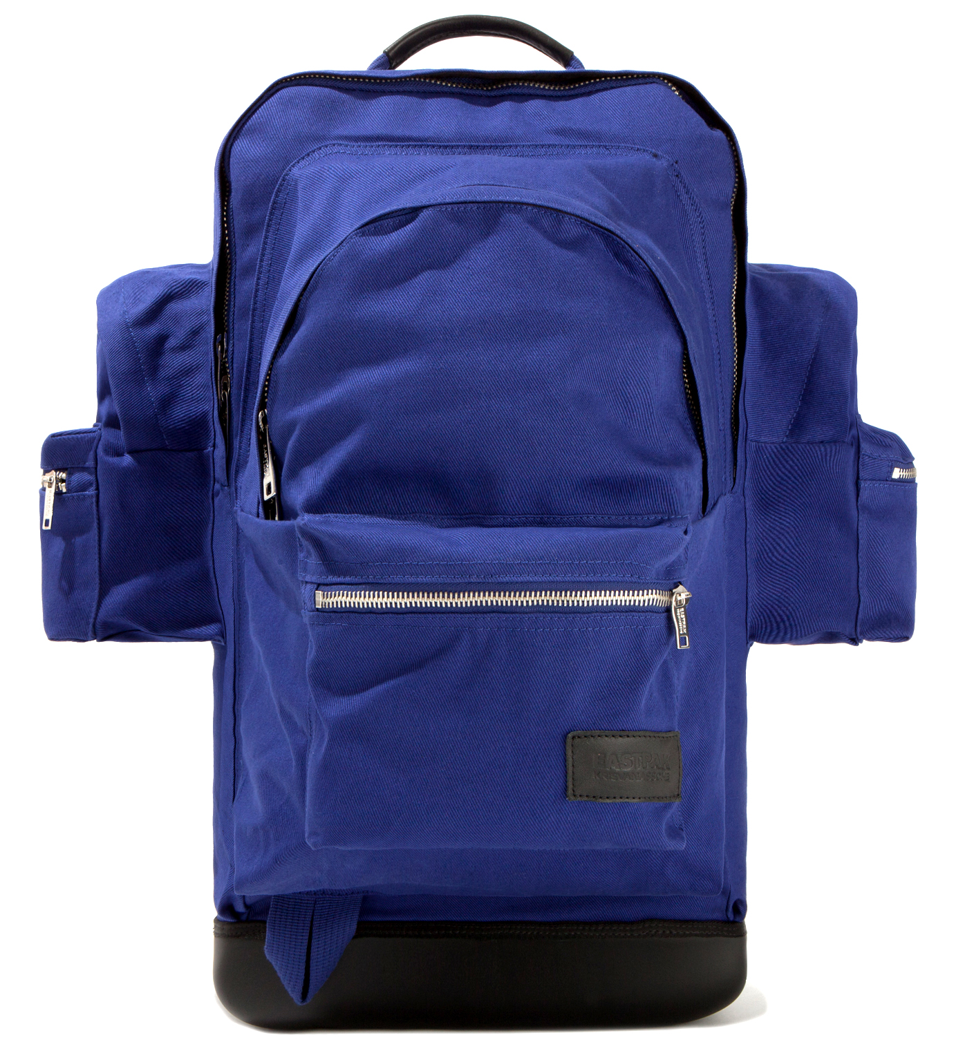 KRISVANASSCHE Eastpak KRISVANASSCHE Blue Cotton Backpack XXL