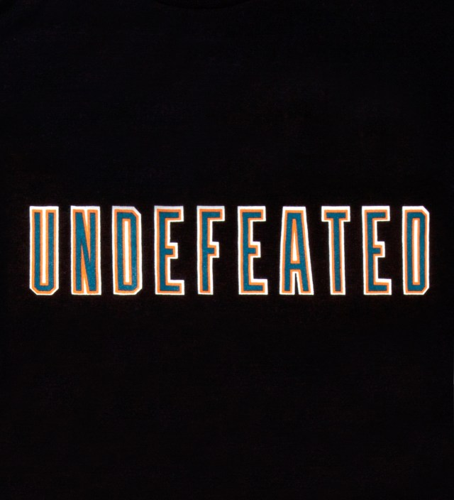 UNDEFEATED Black SS 10 T-Shirt