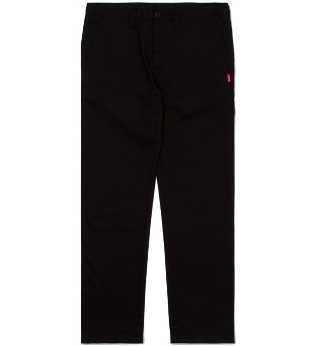 UNDEFEATED Black UND Chino