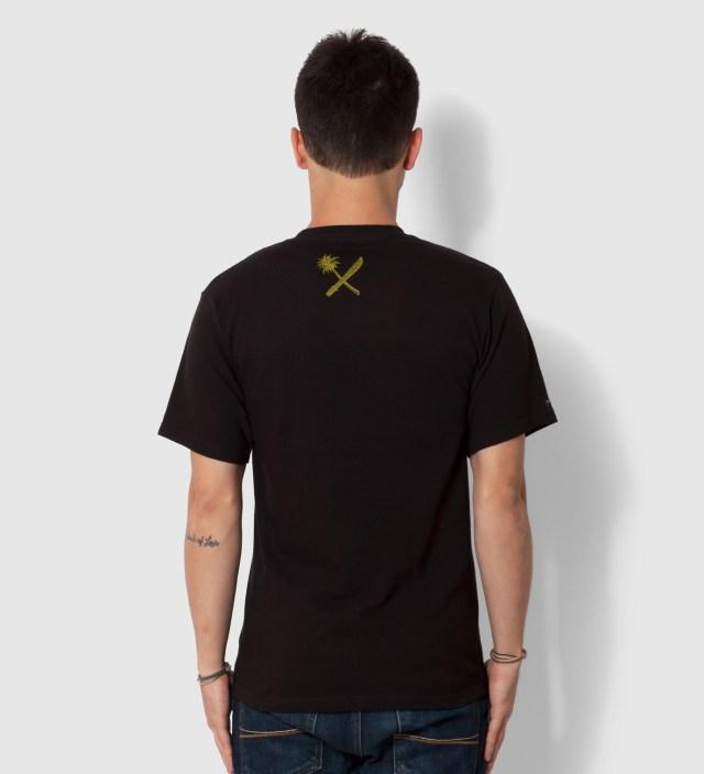 Us Versus Them Black Magnum Basic T-Shirt