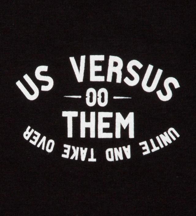 Us Versus Them Black Riot Squad 3 T-Shirt