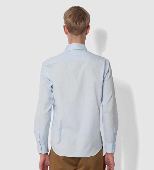 Head Porter Plus Blue Dress Shirt