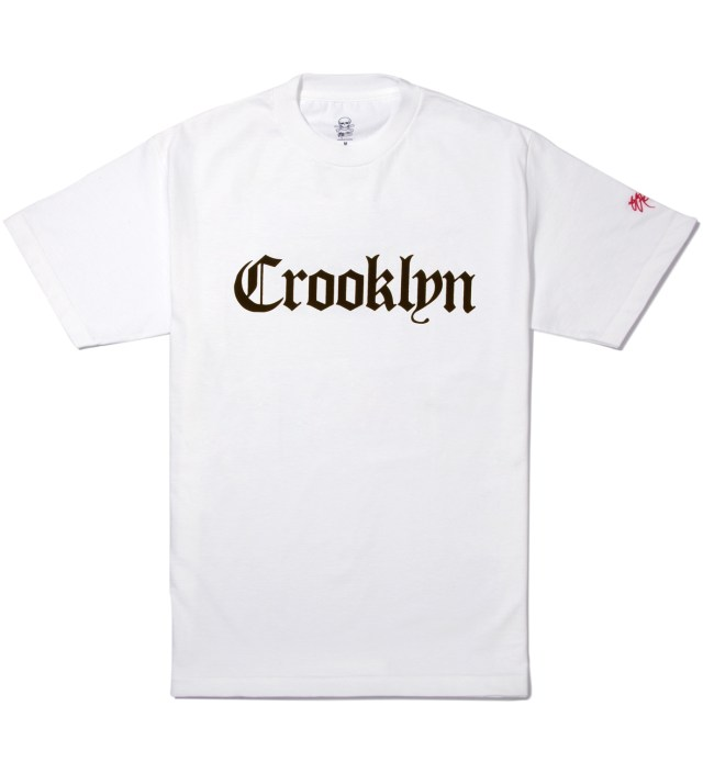 SSUR White Crooklyn T-Shirt