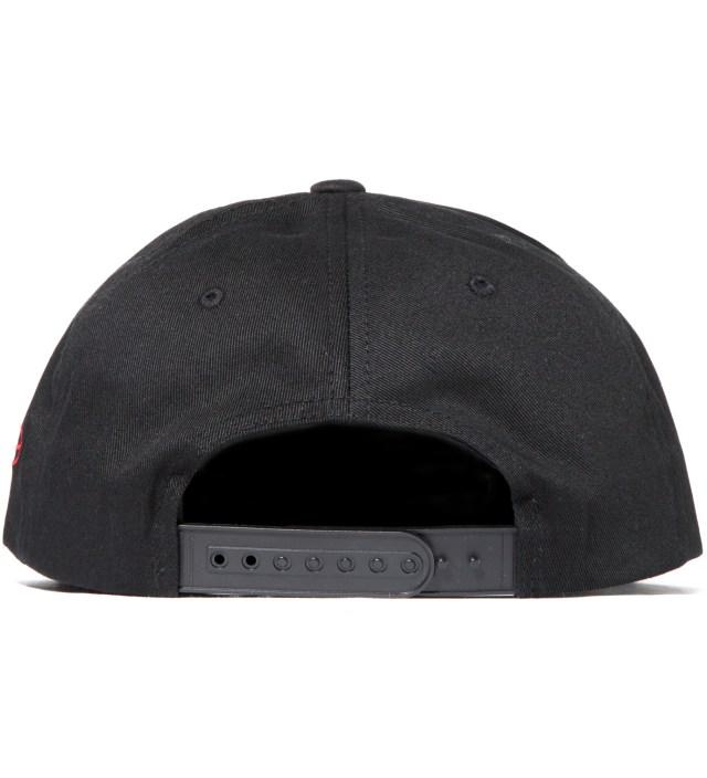 SSUR Black Lex Snapback Hat