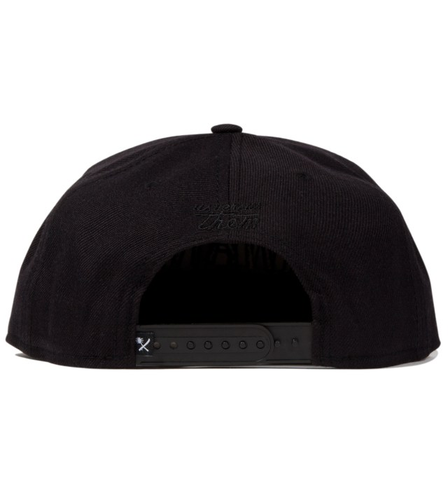 Us Versus Them Black Aware Snapback Ballcap