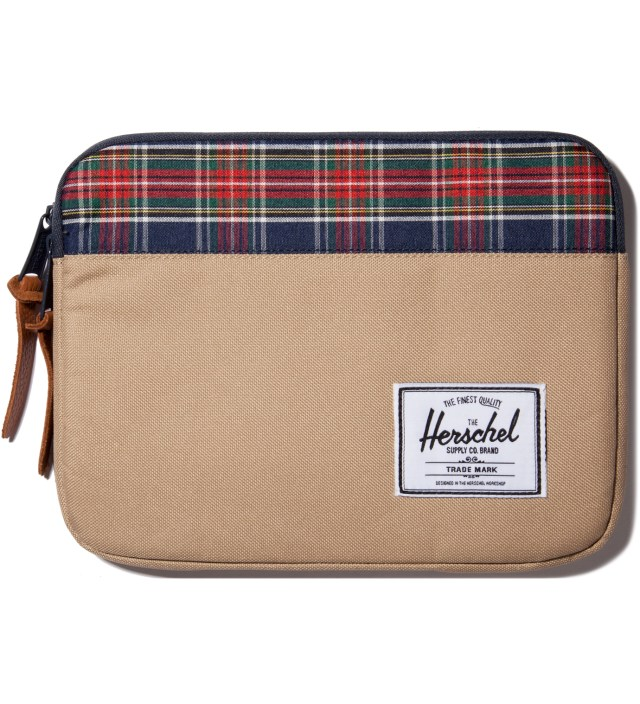 Herschel Supply Co. Khaki Anchor iPad Sleeve