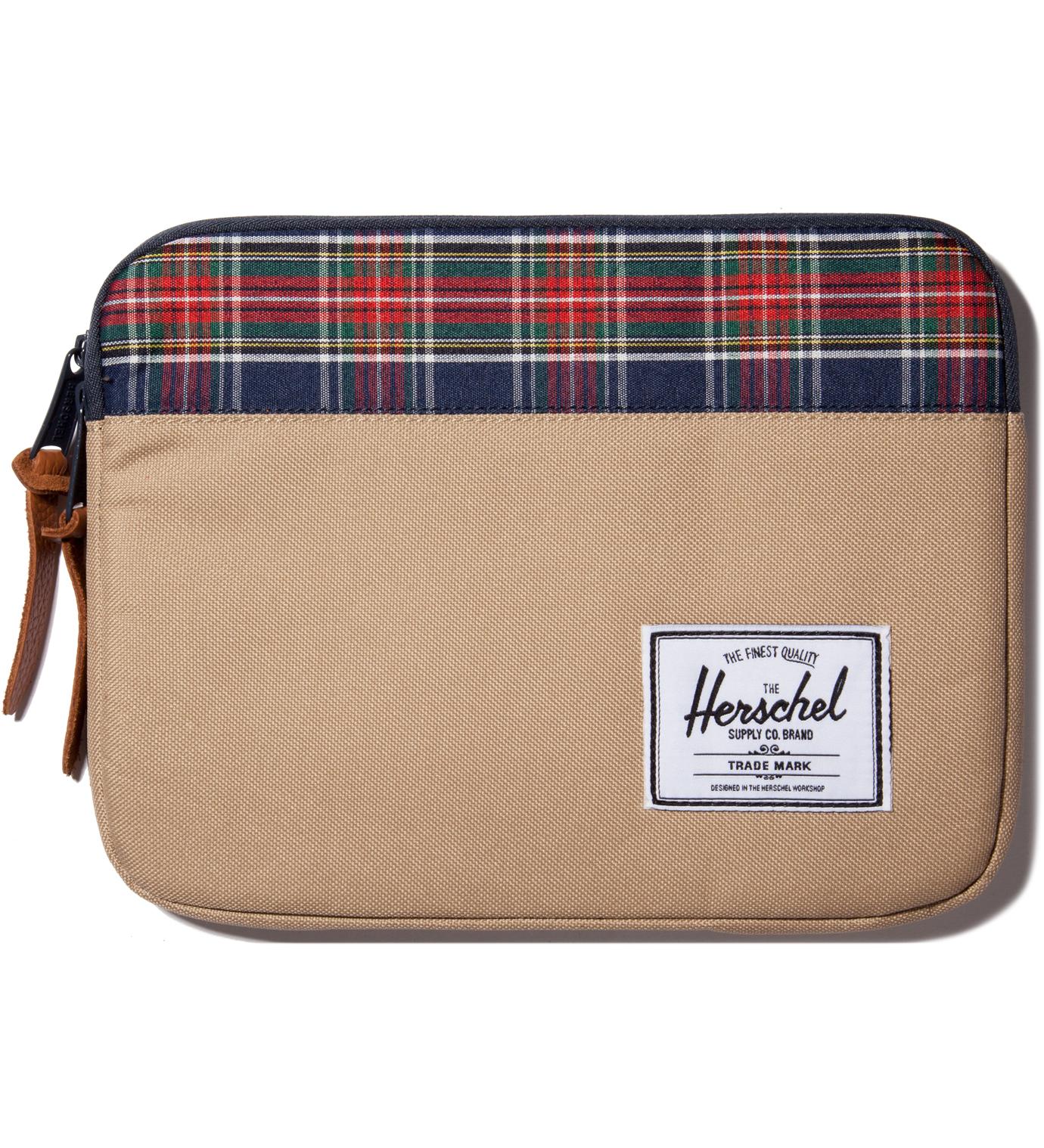 Herschel Supply Co. Khaki Anchor iPad Sleeve