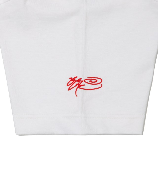 SSUR White Channel Zero T-Shirt