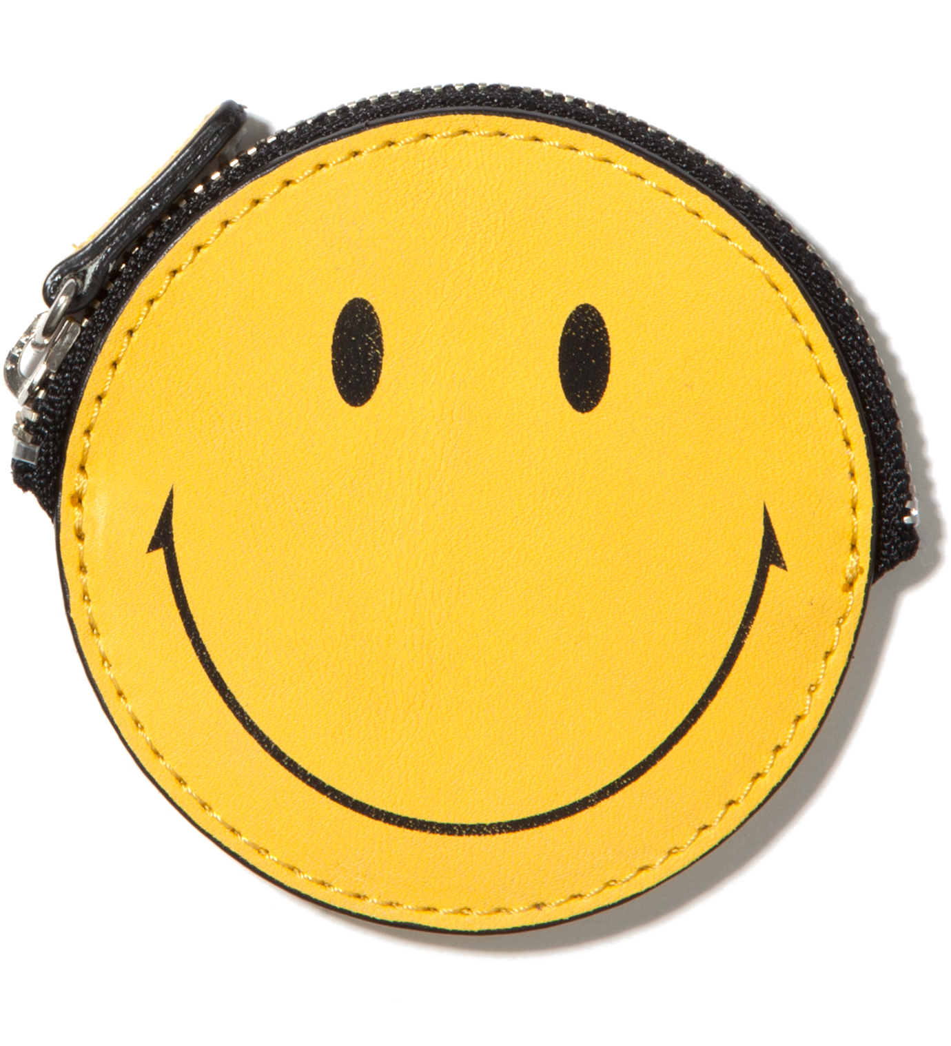 SECOND LAB Smiley Coin Case