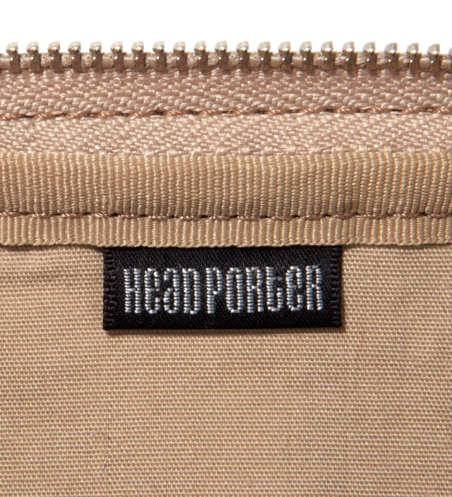 Head Porter Beige/White Case (S)