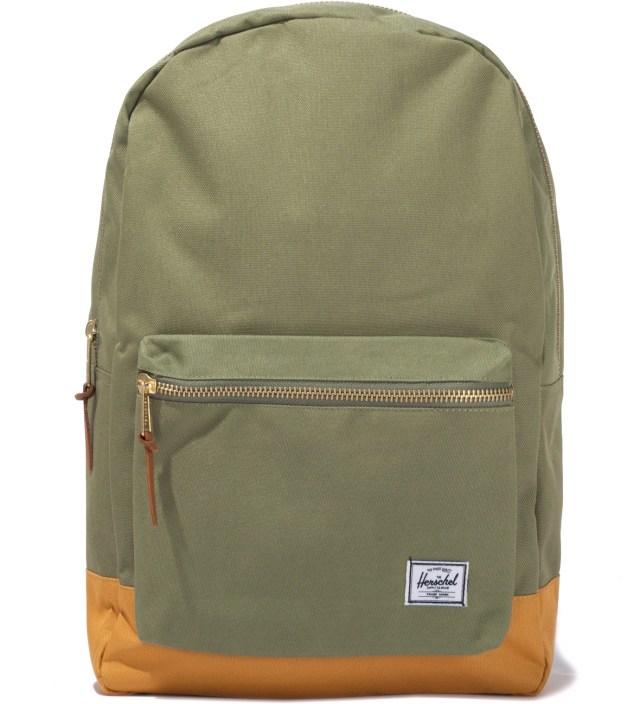 Herschel Supply Co. Olive Drab Settlement Backpack