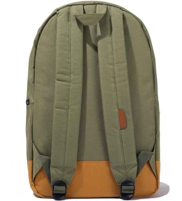 Herschel Supply Co. Olive Drab Settlement Backpack