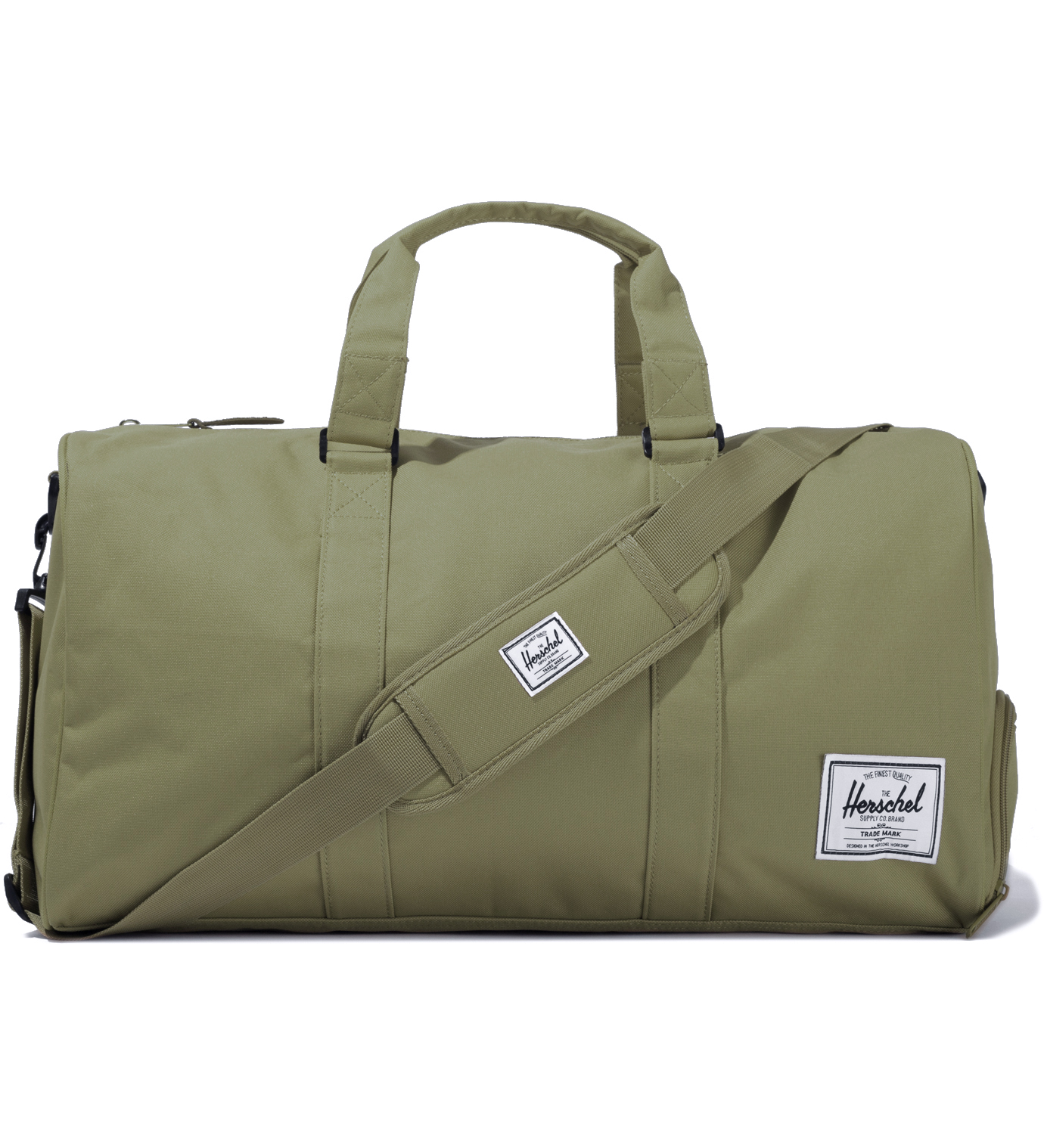 Herschel Supply Co. Olive Drab Novel Bag