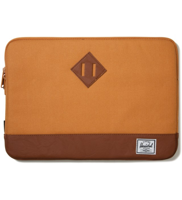 "Herschel Supply Co. Butterscotch Heritage 13"" Sleeve"