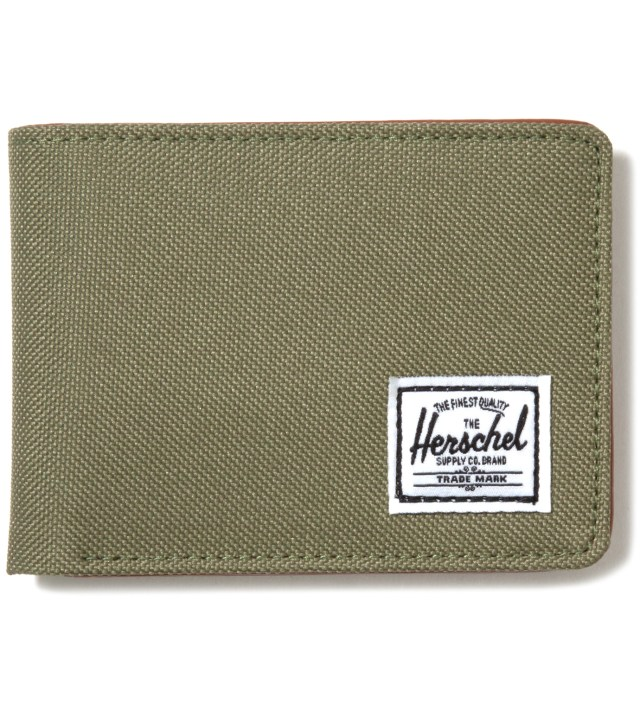 Herschel Supply Co. Olive Drab Hank Wallet