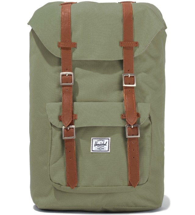 Herschel Supply Co. Olive Drab Little America Backpack