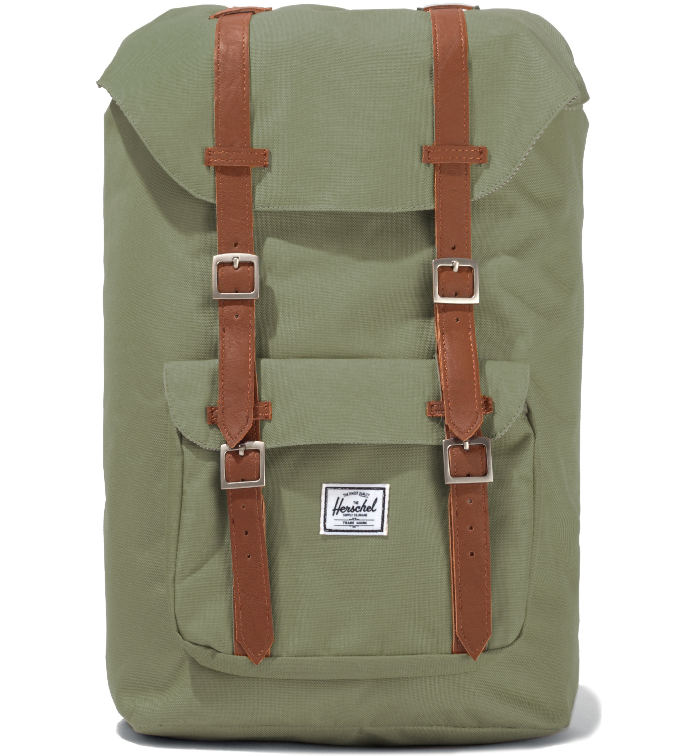 Herschel Supply Co. Olive Drab Little America Backpack