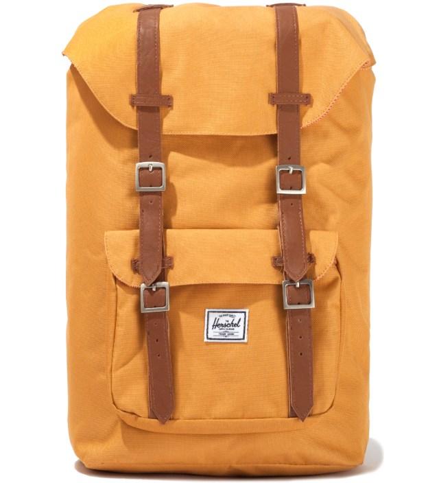 Herschel Supply Co. Butterscotch Little America Backpack