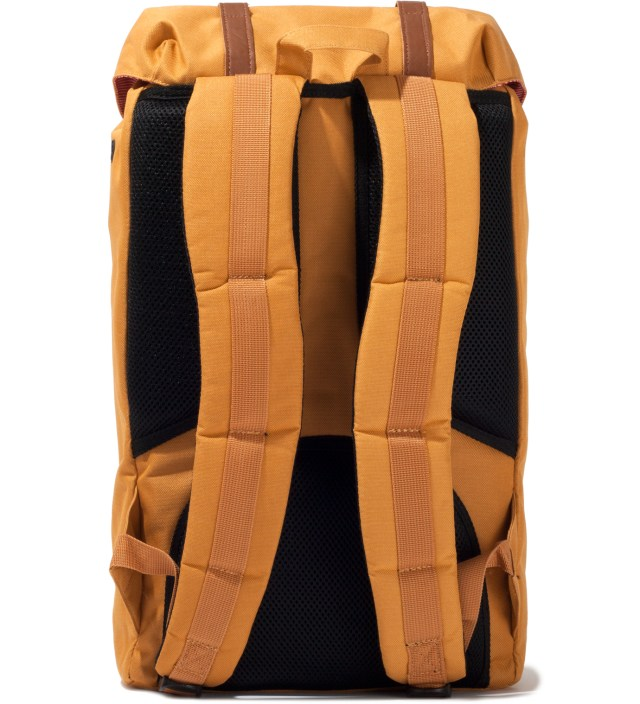 Herschel Supply Co. Butterscotch Little America Backpack