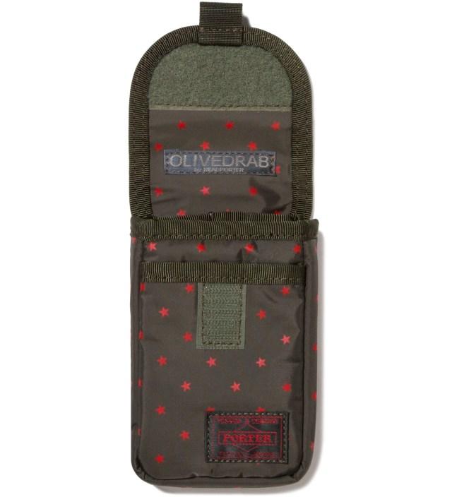 Head Porter Olive Stellar iPod Case