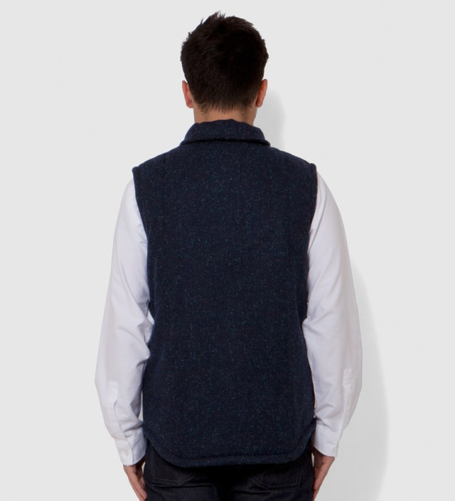 GARBSTORE Navy Tri Pocket Saver Vest